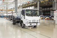 грузовик Исузу